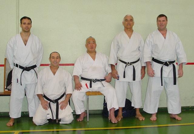 Jean Marc Lopez Master Kase Seminar