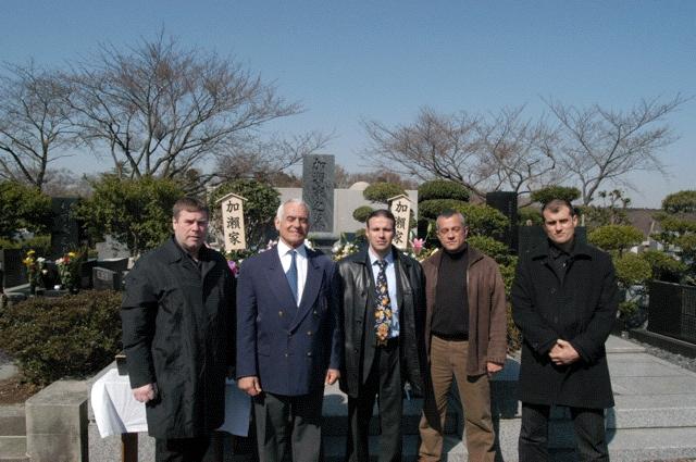 Jean Marc Lopez Japan Master Kase Funeral