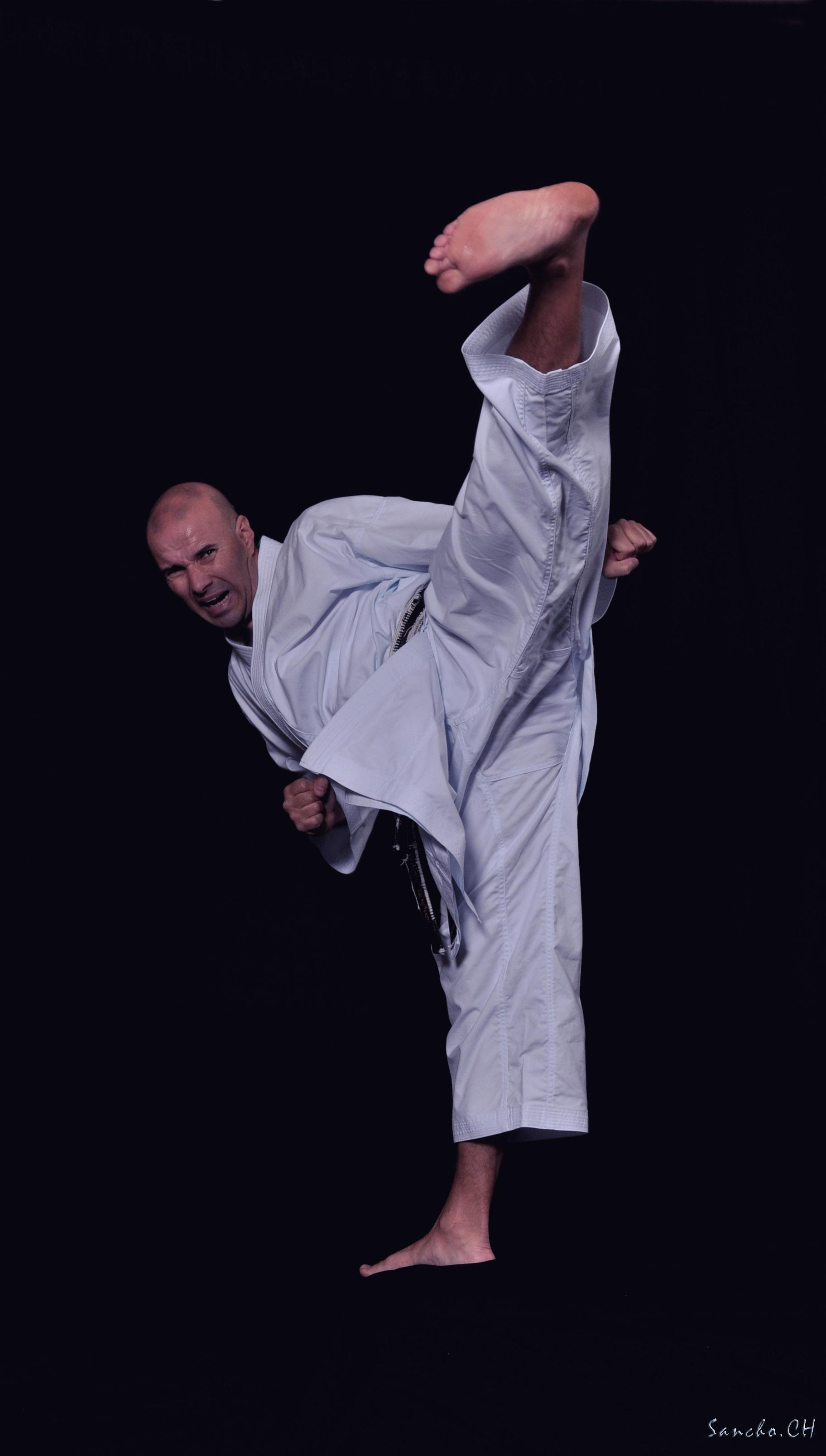 Jean Marc Lopez Yoko Geri Jodan